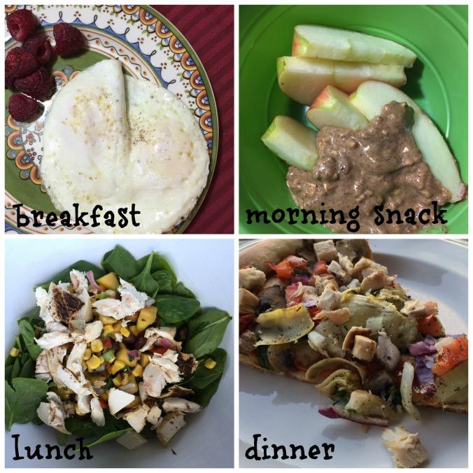 Monday Meals