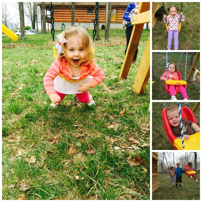 Swingset Fun