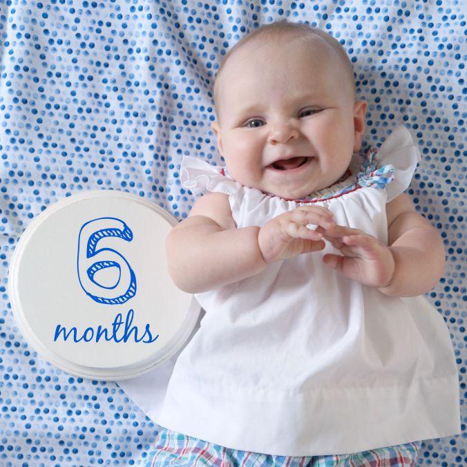 Ruthie Jeanne 6 months