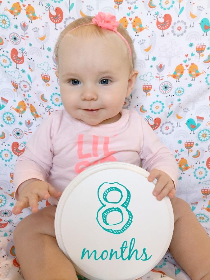 Ruthie Jeanne 8 months