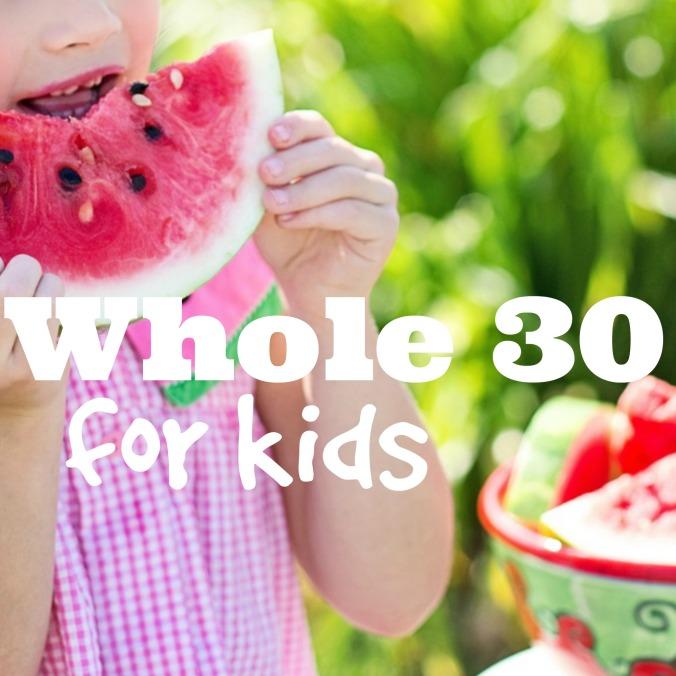 whole30kids